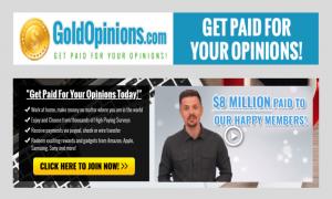 Get Paid To Take Surveys